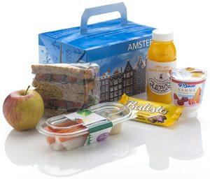 Ontbijt- en Lunchpakketten